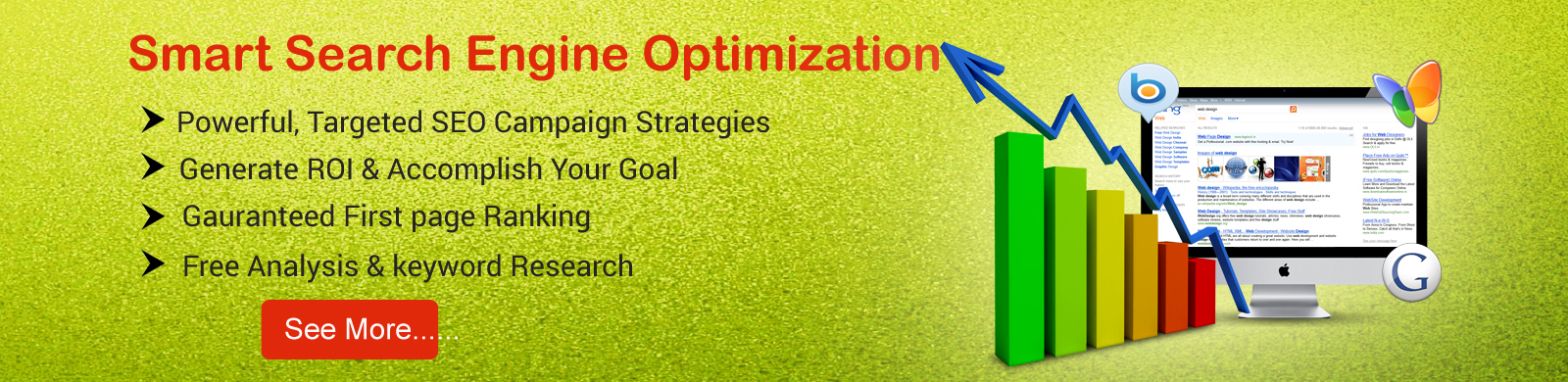 Get in touch with a Leading SEO company